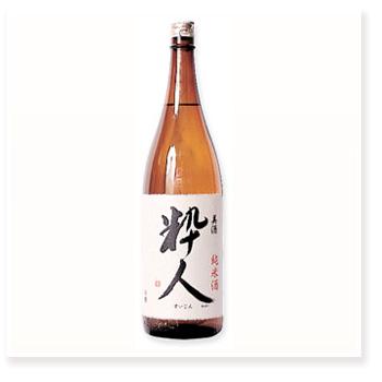 粋人 純米酒 1800ml