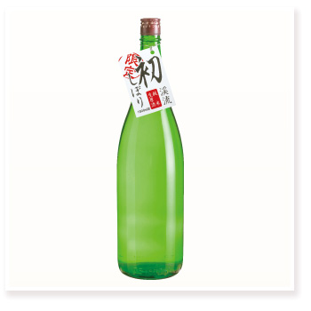 渓流 初しぼり 純米生原酒 1800ml