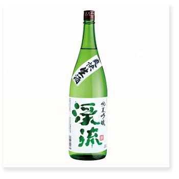 渓流 純米吟醸生酒 1800ml