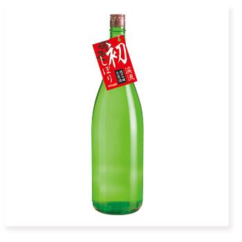 渓流 初しぼり 純米吟醸生原酒 1800ml
