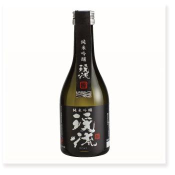 渓流 純米吟醸 黒ラベル 300ml