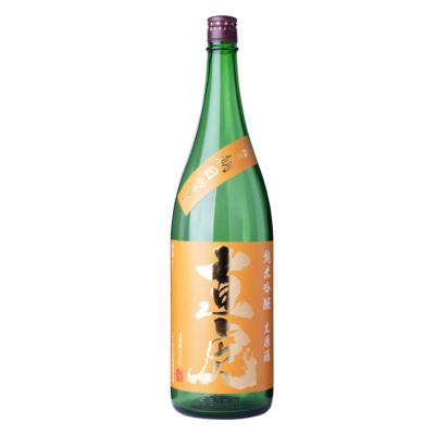 直虎 純米吟醸生原酒 朝日 1800ml