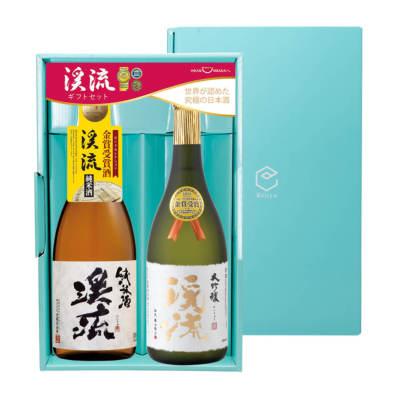 渓流 大吟醸720ml/渓流 純米酒720ml