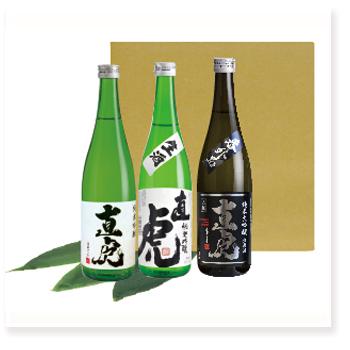 直虎3種飲み比べセット メイン画像
