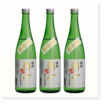 朝しぼり 番外品(純米大吟醸) 720ml×3本セット