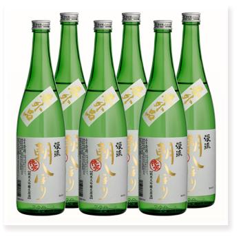 朝しぼり 番外品(純米大吟醸)  720ml×6本セット
