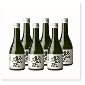 渓流 純米酒 300ml×6本セット